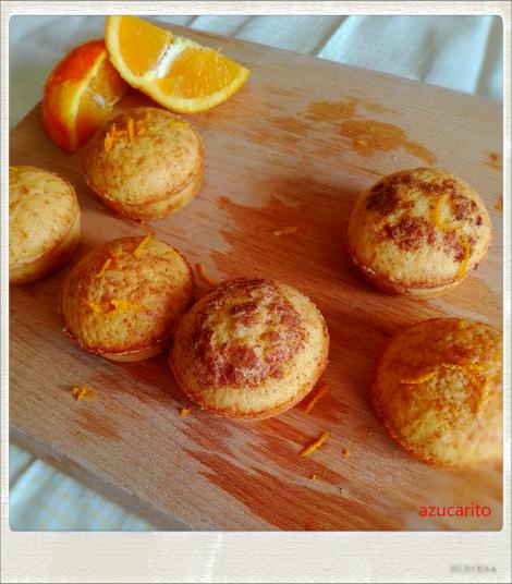 queques-de-naranja